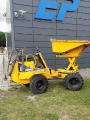 Thwaites 1,5 Tonne, Brugt dumper