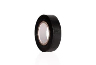 Isolerbånd, Sort, 15 mm