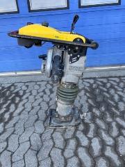 Wacker BS60-2i, Brugt stamper
