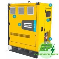 Atlas Copco ZBP45, Batteri PowerBank
