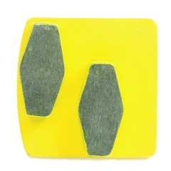 Bauta Double Yellow SCSSS, #200