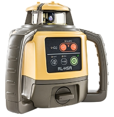Topcon RL-H5A, Class 2, Laser, Sæt