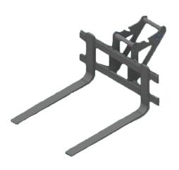 CP Pallegaffelsæt, 2 Tons, 100 cm