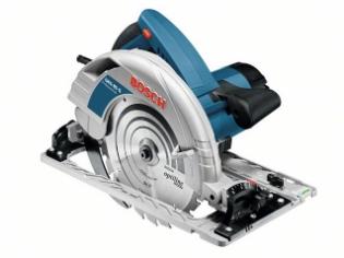 Bosch GKS 85 G, Rundsav