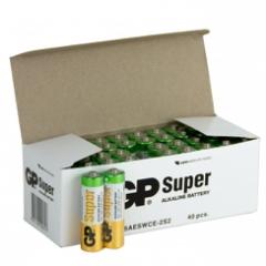 GP Ultra Plus, AA 15AUP/LR6, Batterier