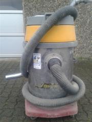 Ghibli AS59, Brugt støvsuger