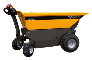 Twinca E-800, Motorbør, Bredde græsdæk
