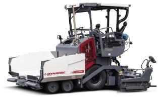 Dynapac F1800W, Asfaltudlægger